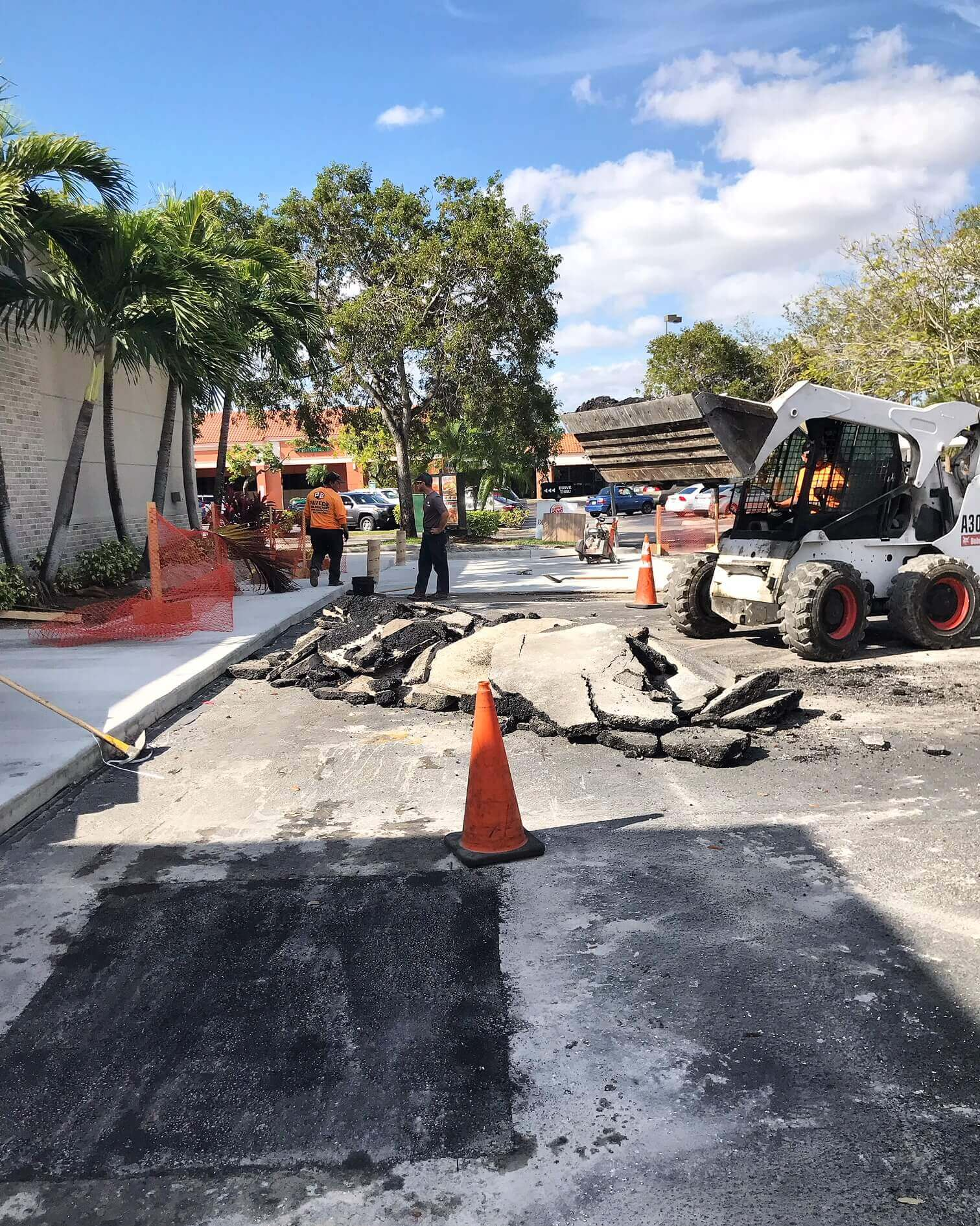 PaveCo National asphalt paving and repair