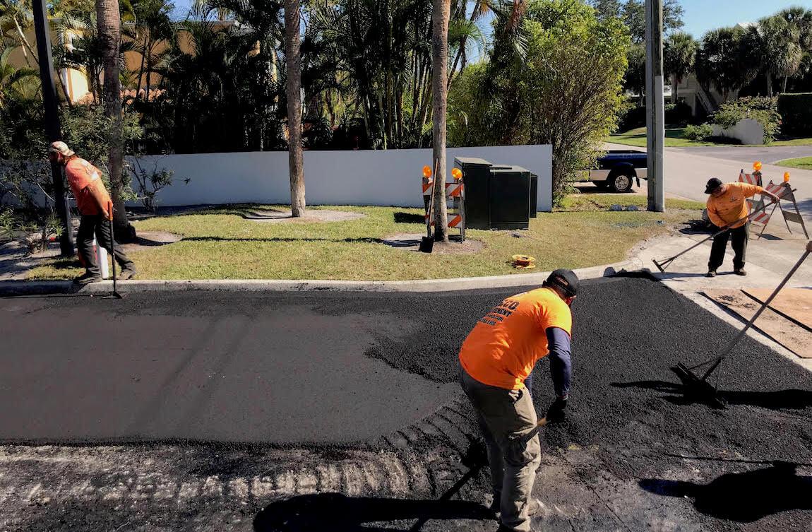 PaveCo National asphalt paving